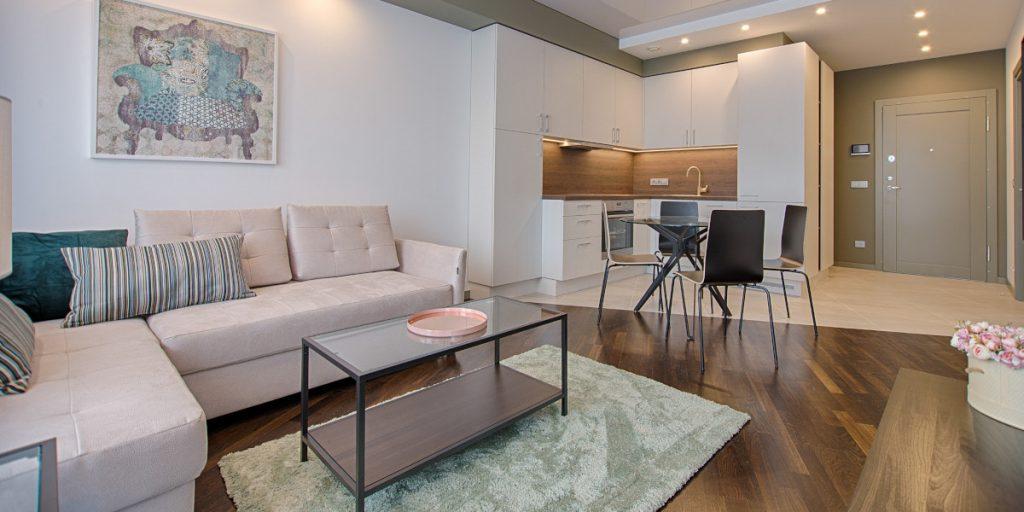 Przedstawiamy kilka porad dotyczących wyboru mebli do małego salony w bloku